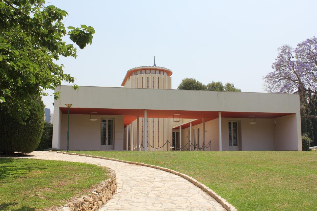 Weizmann-House
